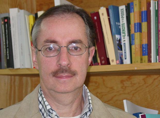 José Antonio  Crespo Mendoza