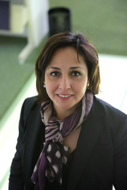 Gabriela Pérez Yarahuán