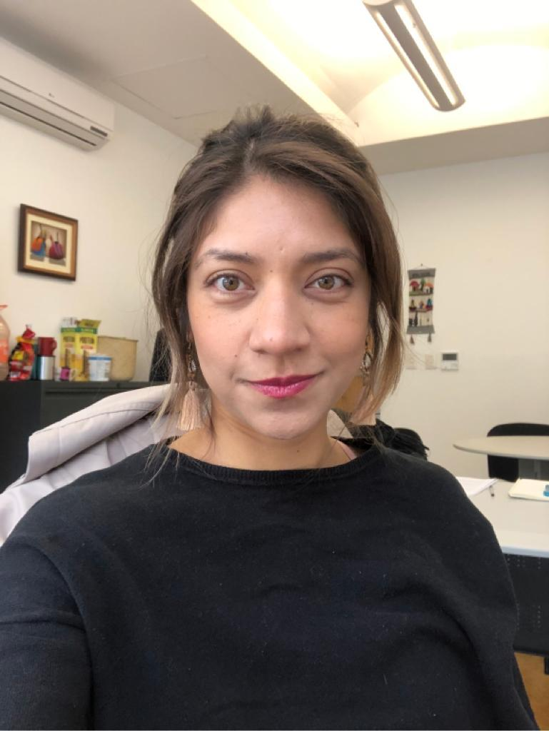 Samantha Pérez
